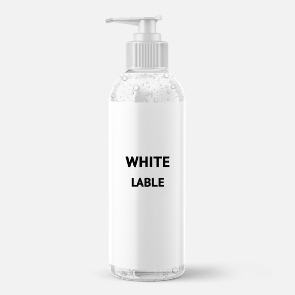 White Label Hand Sanitizer