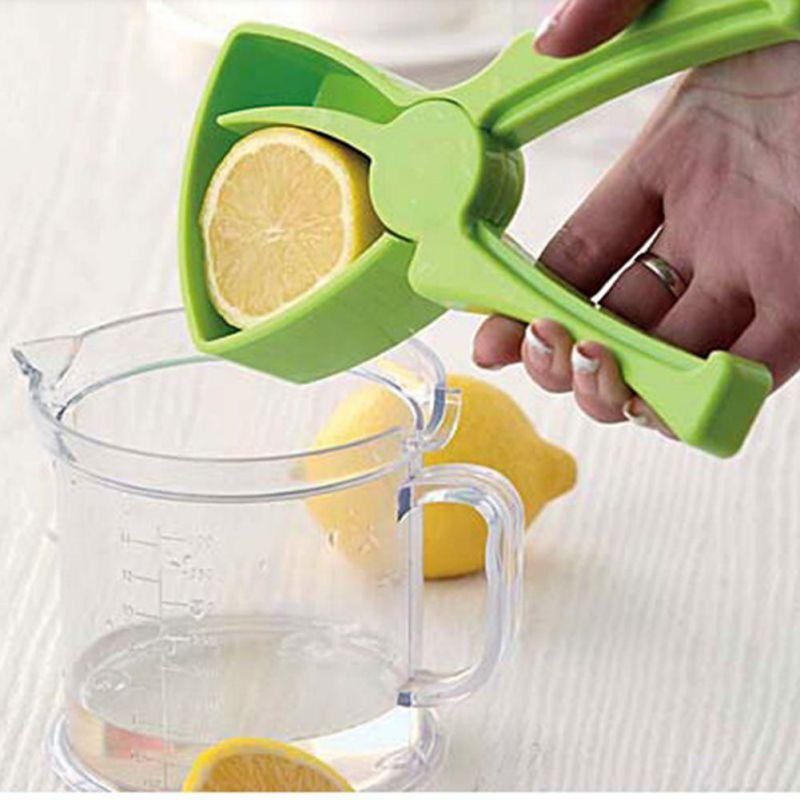 Useful Fruit juice maker Lemon/Orange Manual Juicer Lazy Kitchen Supplies