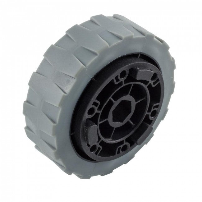 "217-3238: VersaWheel (3.25"" Diamond Tread, 1/2"" Hex bore)"