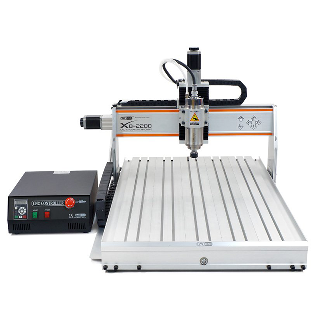 WCP-0341: OMIO CNC Router X8 (USB)