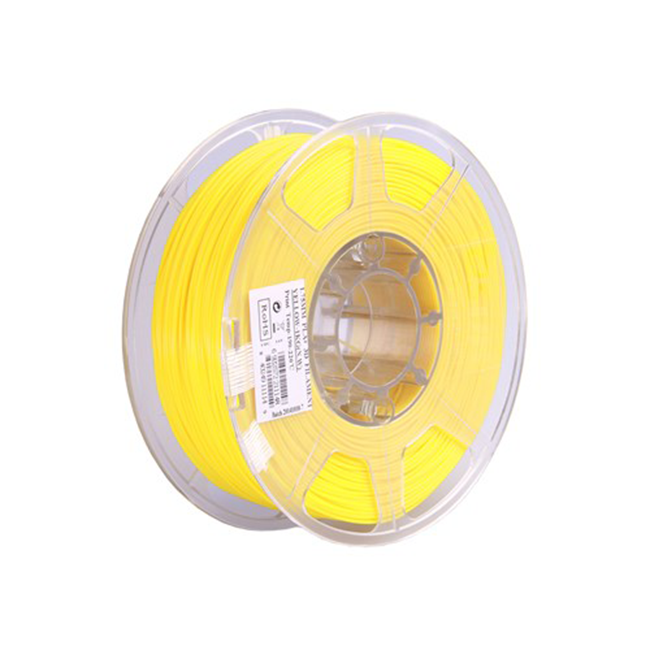 eSun Yellow PLA+ (1.75mm, 1KG Spool)