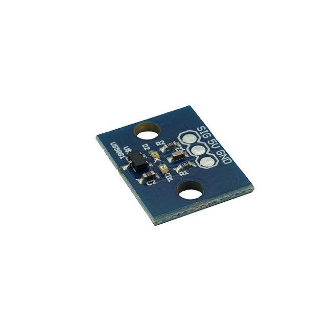 WCP-0971: Hall Effect Sensor Board