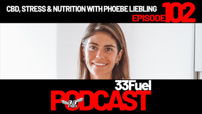 CBD, stress and nutrition with Phoebe Liebling