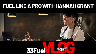 How to fuel like a pro | Interview with Eat Race Win's Hannah Grant