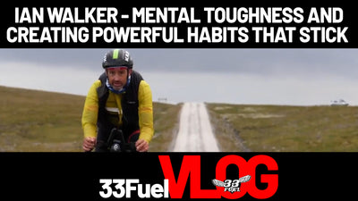 Podcast 73: Ian Walker on mental toughness
