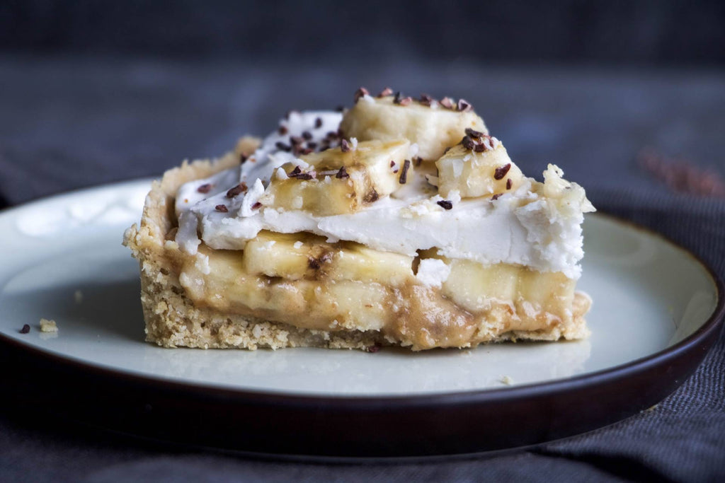 21 most popular health, fitness and lifetyle articles of 2020 - 100% tasty banoffee pie