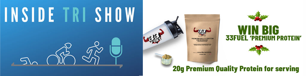 33fuel inside tri show giveaway - premium protein