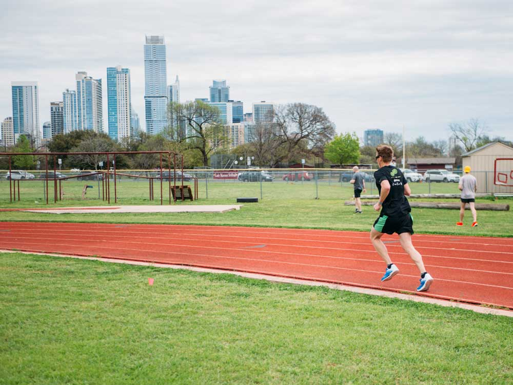 33fuel long run endurance gains without the time investment - hit the track on double days