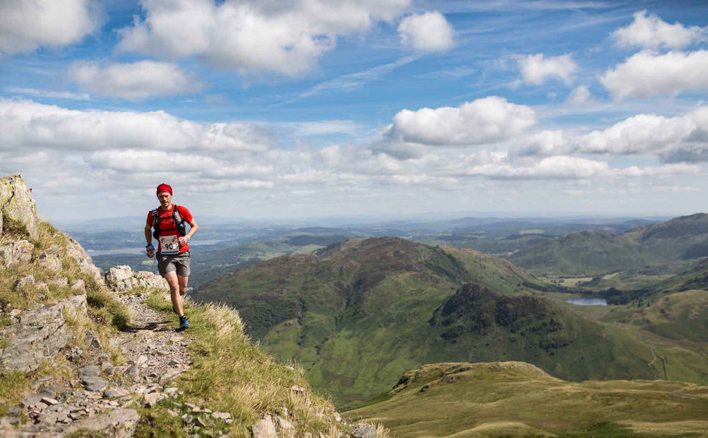 33fuel the power of crying - damian hall ultrarunner