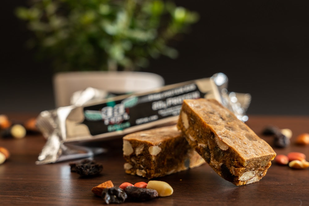 33fuel new years resolution mistakes - eroica protein bar