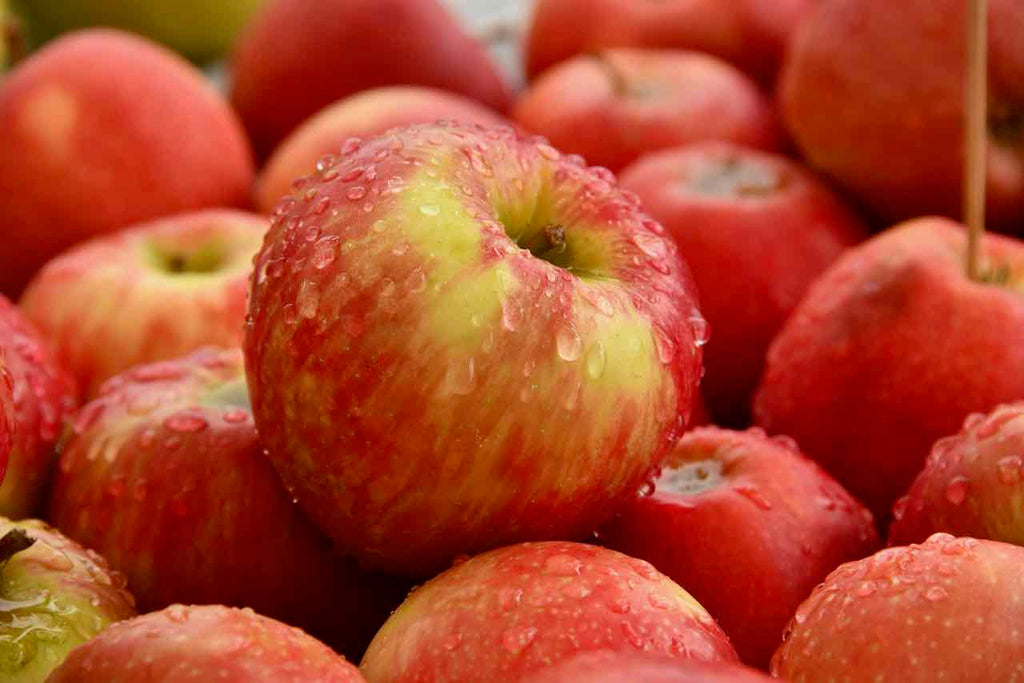 ultraprocessed food sports nutrition - apple