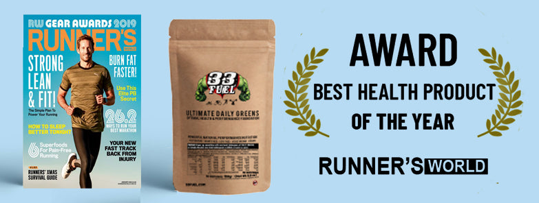 33fuel award winning greens - 19 foods to boost immune function