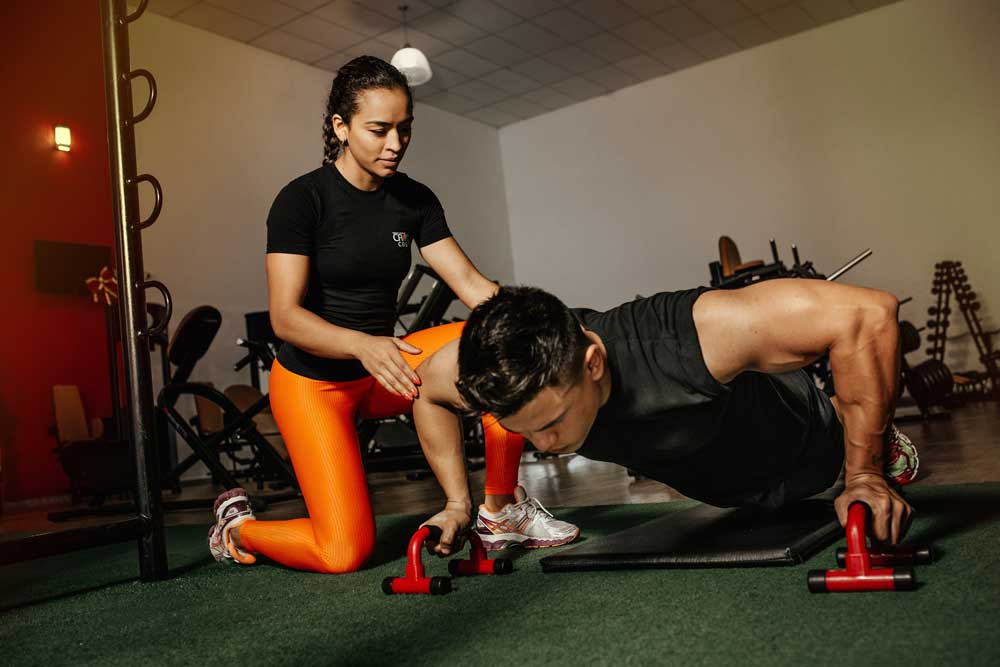 33fuel couples who sweat together stay together - training provides great motivation