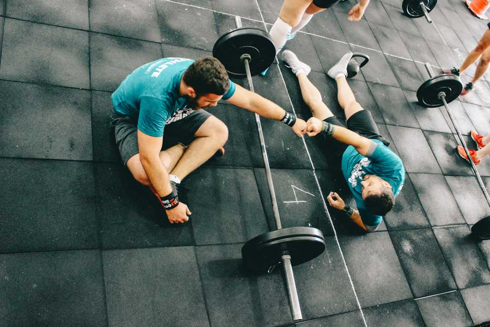 33fuel how to exercise when youre feeling low - celebrate the small victories