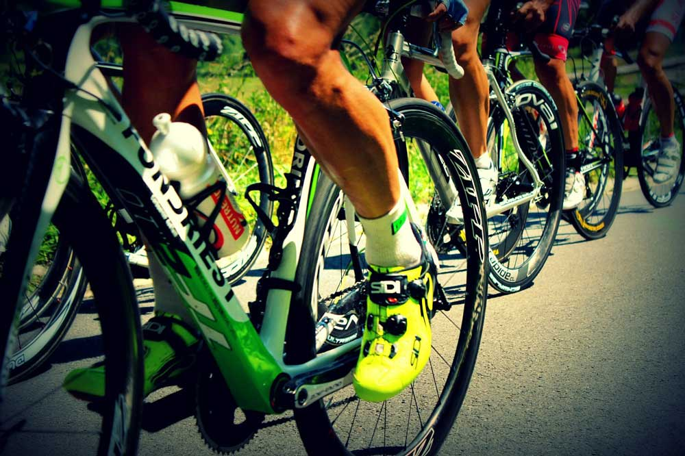 33fuel sensible sun exposure - cycling in the sun will increase your vitamin D levels