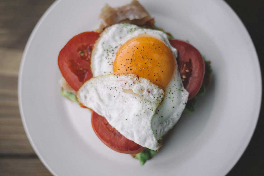 the ketogenic diet - eggs are your friend
