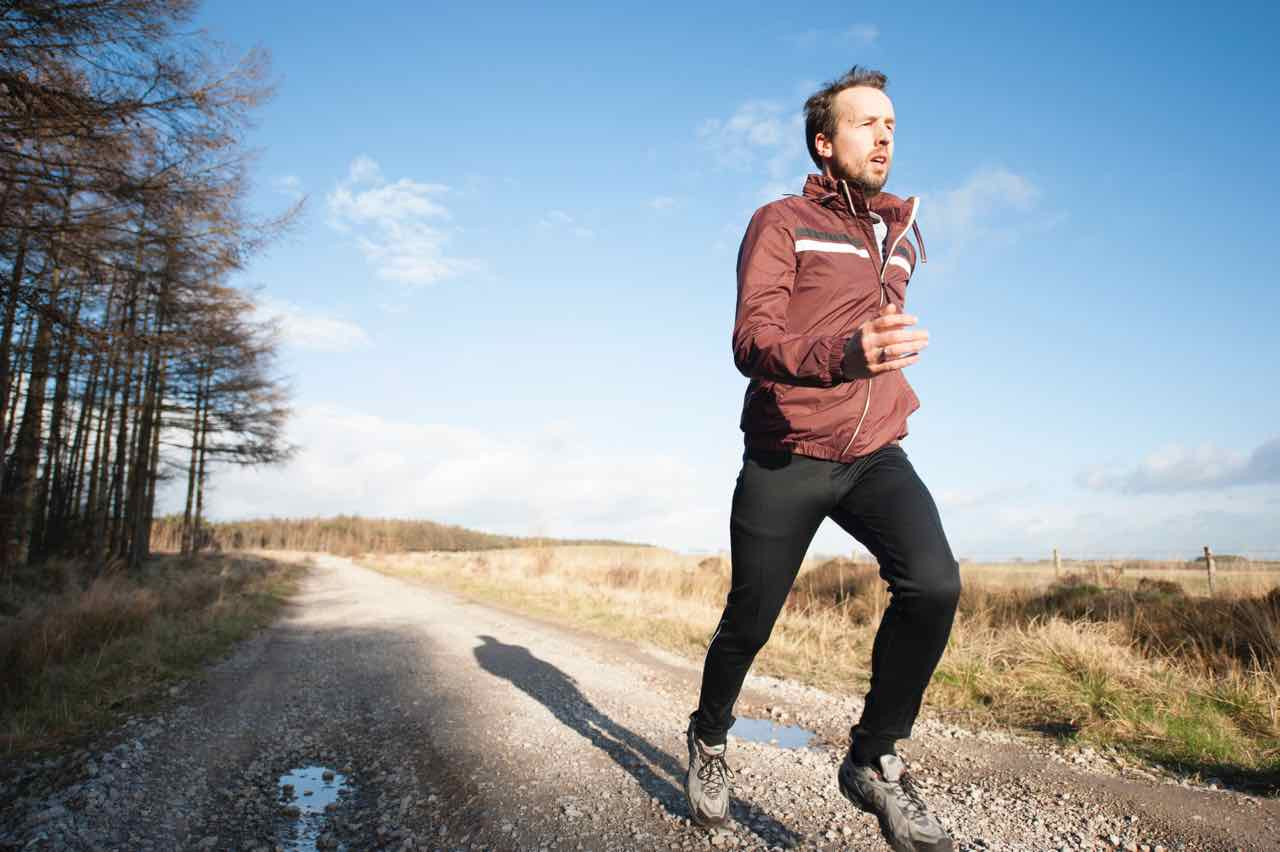 avoid stomach trouble when running - pace