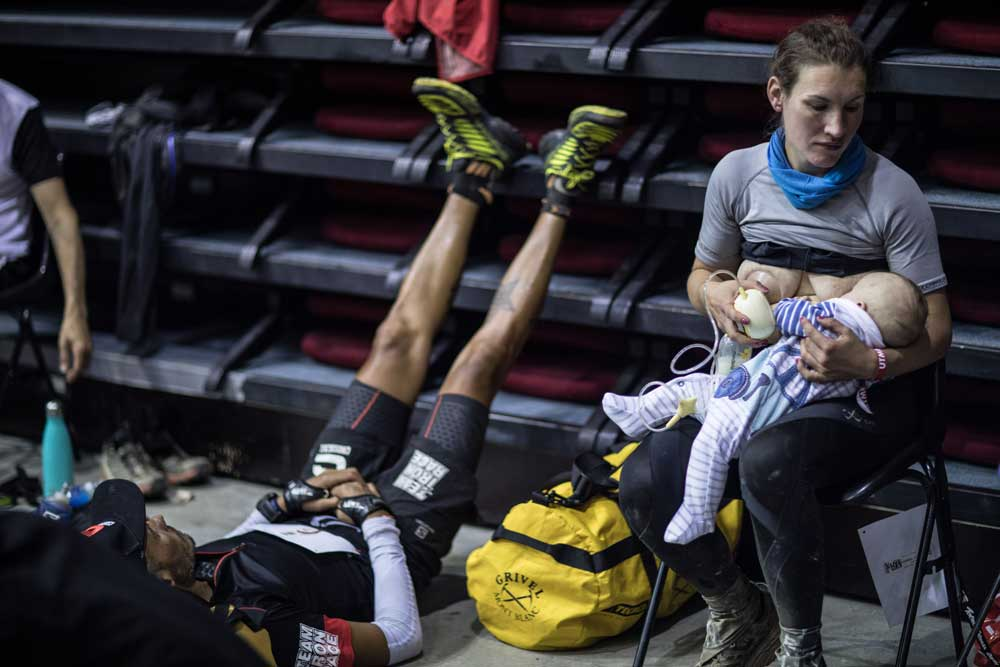 Sophie Power interview: ultra running, entrepreneurship and breastfeeding during UTMB - iconic 2