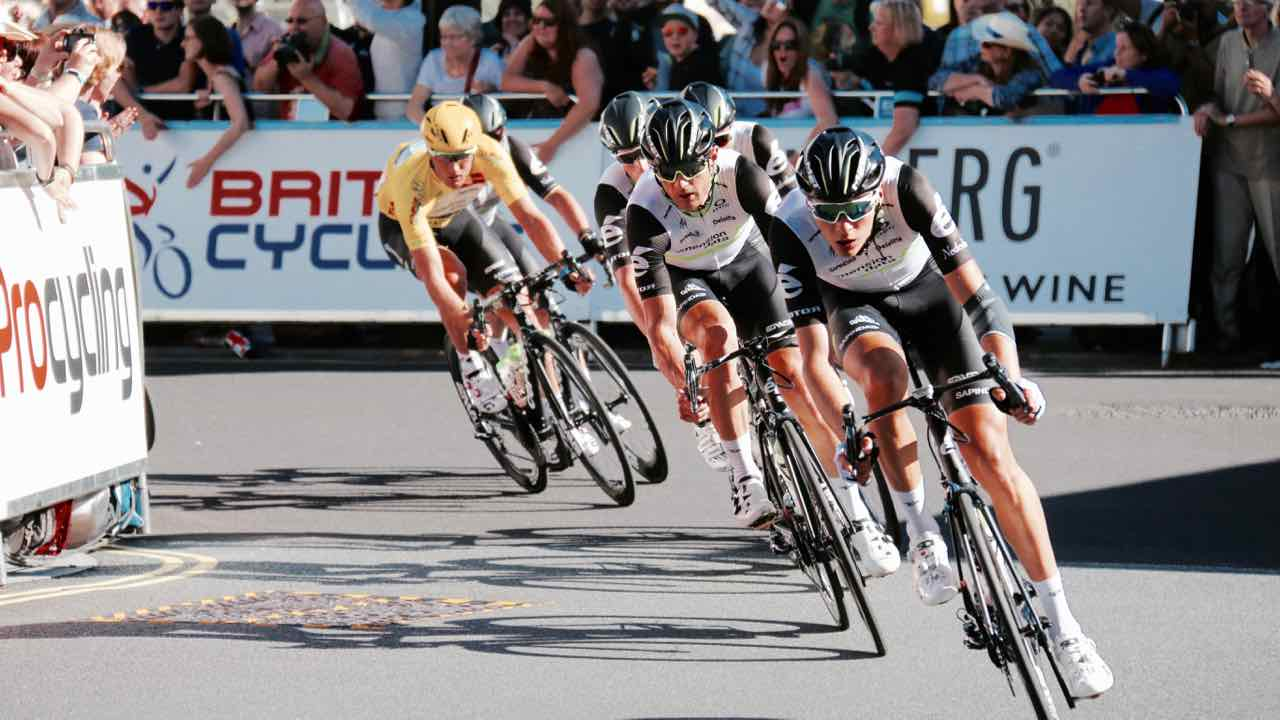 Weight loss for athletes - pro cycling