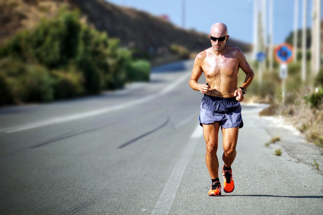 weight loss for athletes - run
