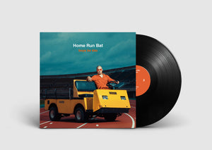Home Run Bat boys be kko vinyl