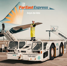 Load image into Gallery viewer, album art boys be kko Far East Express