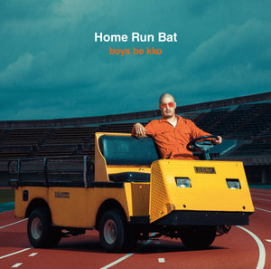 Home Run Bat boys be kko artwork front