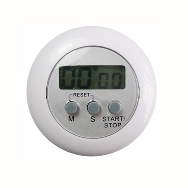 Magnetic LCD Digital Countdown Timer Cooking Count Alarm Clock Kitchen Tools