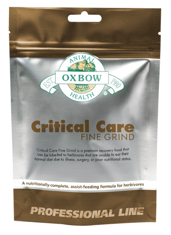 OXBOW Fine Grind Critical Care