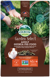 OXBOW Garden Select Adult Guinea Pig Pellets 2kg