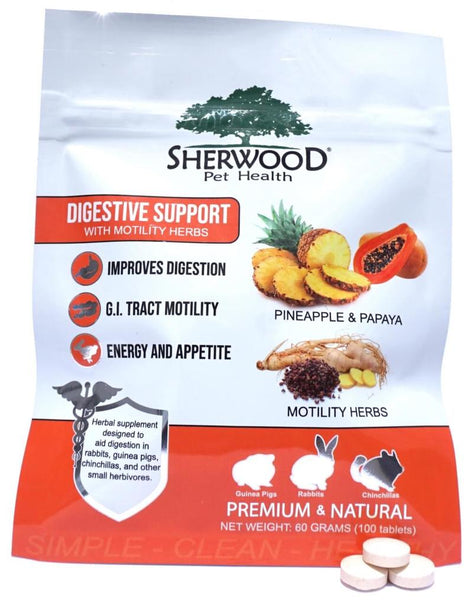 SHERWOOD Vitamins