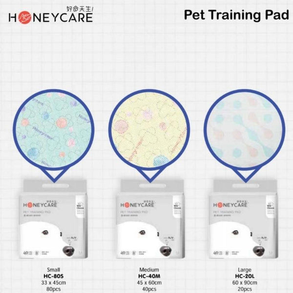 HONEYCARE Pet Training Pads