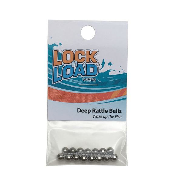 Rattle Balls (Shallow and Deep)