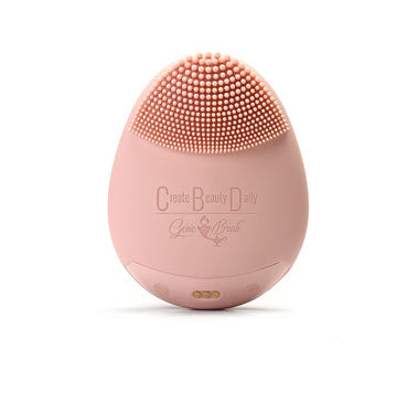 GENIE SILICONE FACIAL CLEANSING BRUSH ~ 5 Speeds
