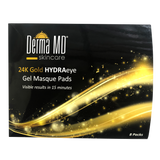 24K Gold HYDRAeye© Gel Masque Pads