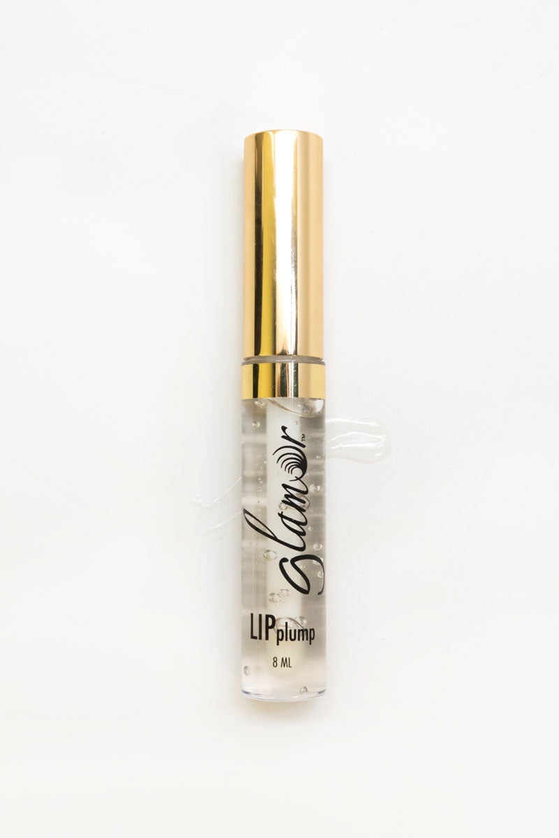 Glamur LIP Plump Sheer Delight lip treatment with plumping effects