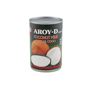 Aroy-D Small Coconut Milk 400ml/pack