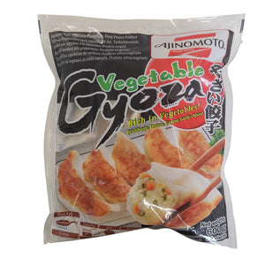 Frozen Ajinomoto Vegetable Gyoza 600g(30pc)/pack