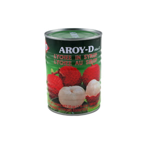 Aroy-D Lychee in Syrup 565g/pack