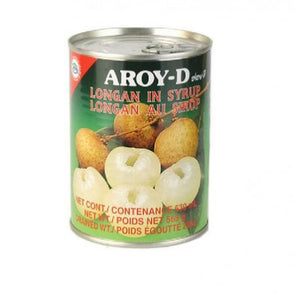 Aroy-D Longan in Syrup 565g/pack