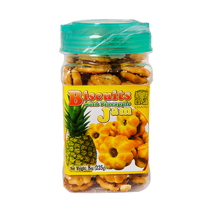 Chang Coconut Biscuits with Pineapple 225g/pack