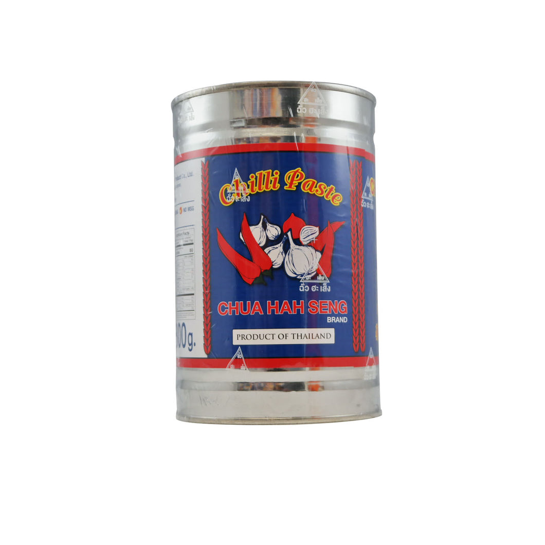 Chua Hah Seng Chilli Paste in Oil 800g/pack