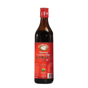 Golden Swan Shaoxing Rice Cooking Wine 500ml/pack