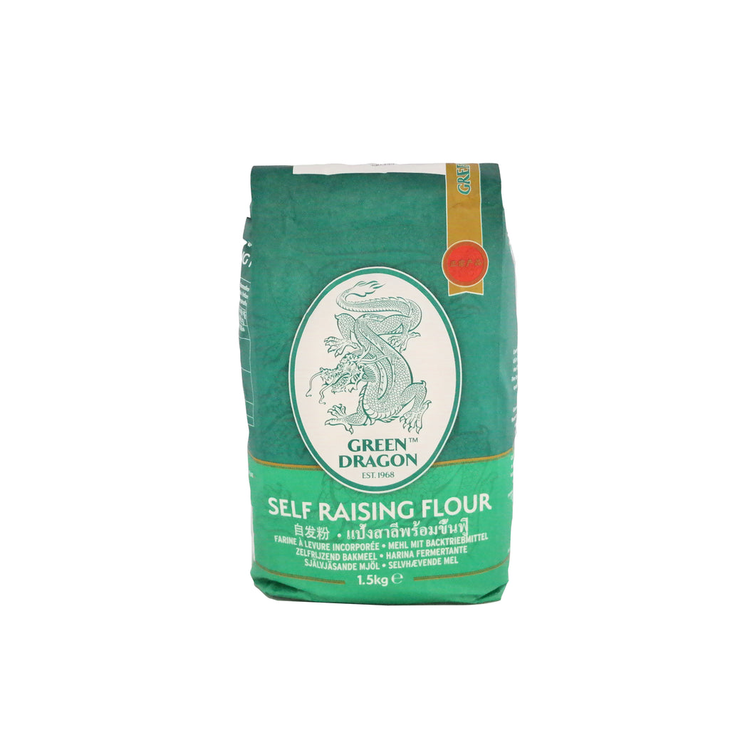 Green Dragon Self Raising Flour 1.5kg/pack