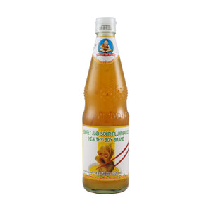 Healthy Boy Sweet & Sour Plum Sauce 700ml/pack