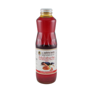 Mae Pranom Seasoning Chilli Oil 750ml/pack