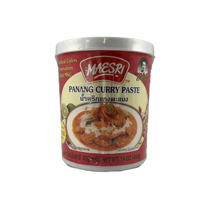 Mae Sri Vegetarian Panang Curry Paste 400g/pack