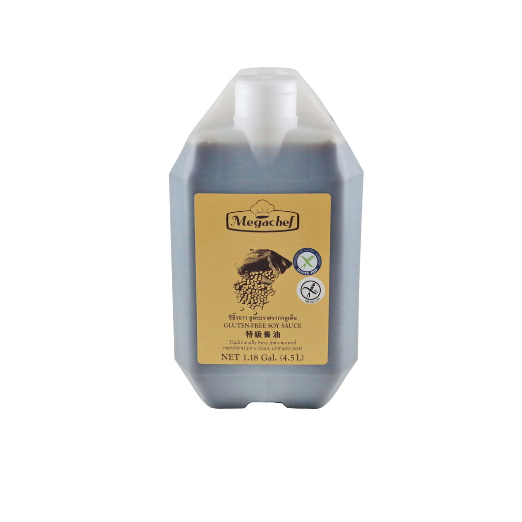 Mega Chef Gluten Free Soy Sauce 4500ml/pack