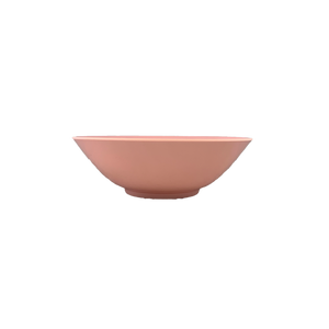 "Melamine Small Bowl 6"" - Pink 12pcs/box"