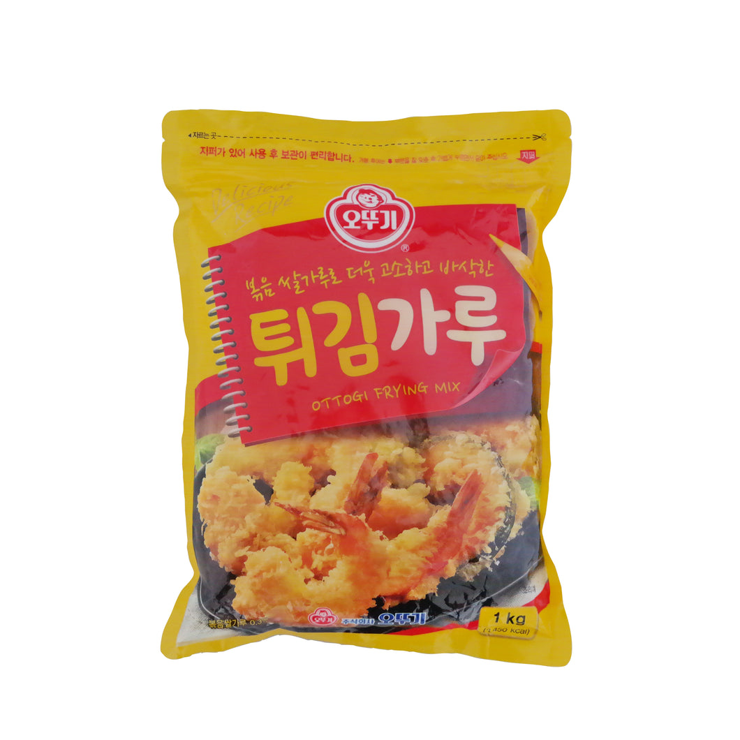 Ottogi (Korean) Tempura Batter Mix 1kg/pack